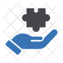 Puzzle Solution Jigsaw Icon