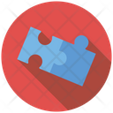 Jigsaw Puzzle Game Pieces Icon