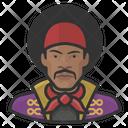 Jimi Hendrix Icon
