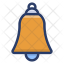 Jingle Bell School Bell Alarm Bell Icon