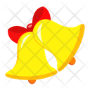 Jingle Bell Bell Decoration Icon