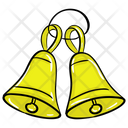 Jingle Bells School Bells Alarm Bells Icon