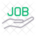 Job Hiring Hand Icon