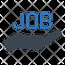Job Hiring Hand Icon
