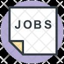 Job Post Search Icon