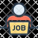 Job Occupation Profession Icon