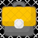 Job Briefcase Suitcase Icon
