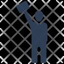 Job Promotion Success Icon
