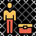 Job Man Man Job Icon
