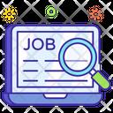 Job Ads Search Profile Account Search Icon