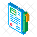 Agreement Business Candidate Icon