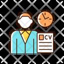 Job Applicant Apply Icon