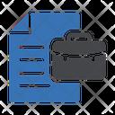 Job Form Application Icon