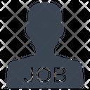 Job Post Candidate Icon