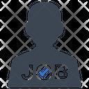 Candidate Job Post Icon