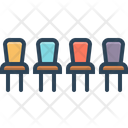Job chairs Icon