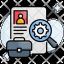 Job Description Icon