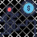 Job Enrichment Carrier Competition Icon