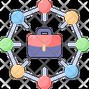 Job Enrichment Multi Task Work Burden Icon