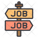 Job Finding Icon