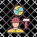 Job For Immigrants Job Immigrants Icon