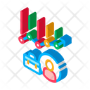 Avatar Business Candidate Icon