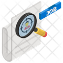 Headhunting Recruiting Executive Search Icon