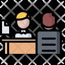 Job Interview Employee Icon
