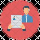 Job Interview Recruitment Interview Icon