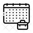Job Interview Date Icon