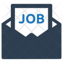 Job Message Hired Icon