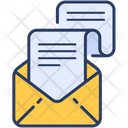 Job Letter Email Job Icon