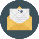 Job Letter Email Icon