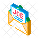 List Envelope Job Icon