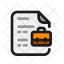 Education Record Experience Icon