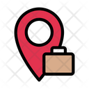Location Portfolio Map Icon