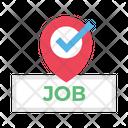 Job Location Interview Icon