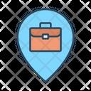 Job Location Icon