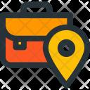 Job, Location Icon