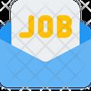 Job Mail Job Envelop Job Email Icon
