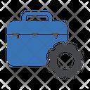Job Management Briefcase Portfolio Icon