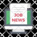 Job News Online Icon
