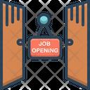Job Opening Job Opening Icon