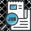 Job Opportunity Job Vacancy Career Opportunity Icon