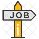 Job Opportunity Stand Icon