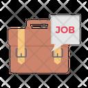 Job Portfolio Interview Icon