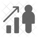 Job Promotion Employee Icon