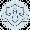 Business Job Protection Icon