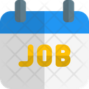 Job Schedule Job Schedule Icon