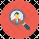 Job Search Employment Icon